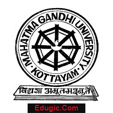 MG University Result 2020