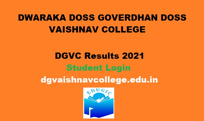 DGVC Results 2021