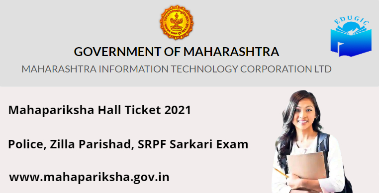 Mahapariksha Hall Ticket 2021