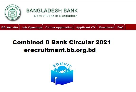 Combined 8 Bank Circular 2021