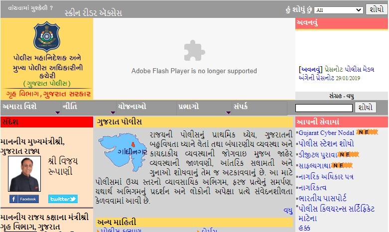 Gujarat PSI Syllabus 2021
